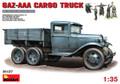 MINIART 35127 - 1/35 GAZ-AAA Cargo Truck
