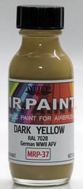 MR. PAINT MRP-37 - Dark Yellow RAL 7028 (30ml)