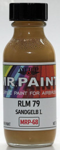 MR. PAINT MRP-68 - RLM 79 Sandgelb I (30ml)