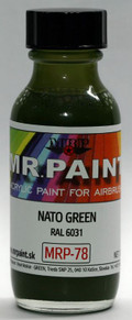 MR. PAINT MRP-78 - NATO Green (30ml)