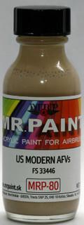 MR. PAINT MRP-80 - US Modern AFVs (30ml)