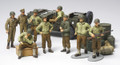 TAMIYA 32552 - 1/48 WW.II U.S. Army Infantry at Rest with Jeep