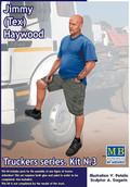 MASTER BOX LTD MB24043 - 1/24 Truckers Series Jimmy Tex Heywood