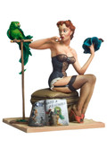 ANDREA MINIATURES PIN UP-23 - 1/22 Feathers Fashion