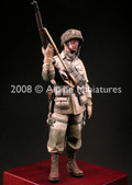 "ALPINE MINIATURES 16004 - 1/16 WW2 US Paratrooper 82nd Airborne ""All American"""
