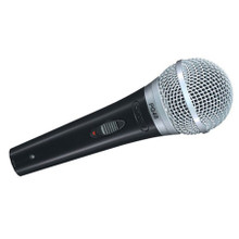 Shure PG48 QTR Microphone w/ Switch