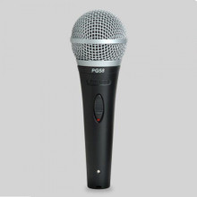 Shure PG58-XLR Dynamic Mic with XLR Cable