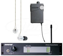 Shure PSM 400 Wireless Personal Monitor System