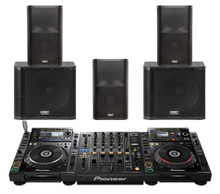 RENTAL DJ & Sound Event Pack #3
