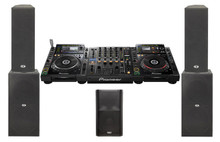 RENTAL DJ & Sound Event Pack #4