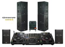 RENTAL DJ & Sound Event Pack #5