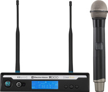 Electro Voice R300 HD B Handheld Wireless Microphone System