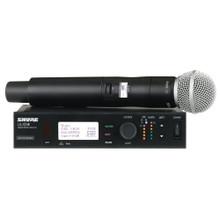 Shure ULXD24/SM58 Handheld Wireless System