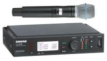 Shure ULXD24/B87C Digital Wireless Beta 87C Handheld Microphone System