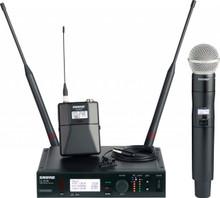 Shure ULXD124/150/C Combo Wireless System