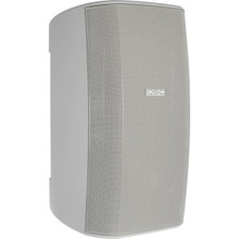 "QSC S8T WHT 8"" 2-Way Speaker for 70/100V Distributed Audio Lines with M10 Install Points (White)"
