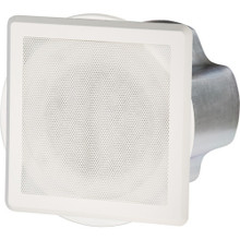 QSC AD-C821S System High-output Ceiling Mount Loudspeaker - Square Grille