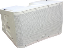 "QSC KLA12 12"" 2-Way Line Array Loudspeaker (White)"
