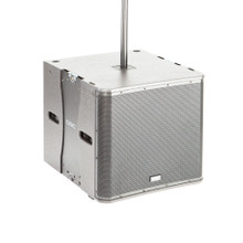 QSC KLA181 Line Array Subwoofer (White)