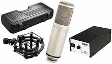 Rode K2 Variable Pattern Tube Microphone