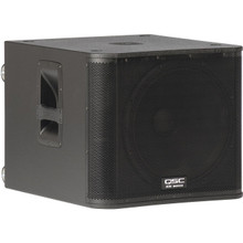 -RENTAL- QSC KW181 POWERED SUBWOOFER  ***FREE LOCAL DELIVERY ***