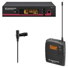 Sennheiser EW110G3 Wireless System w/ME2 Omni Lav & Body Pack LE