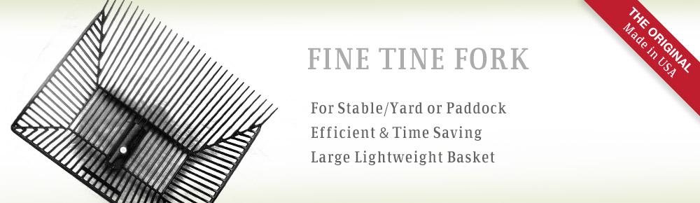 Fine Tine Fork