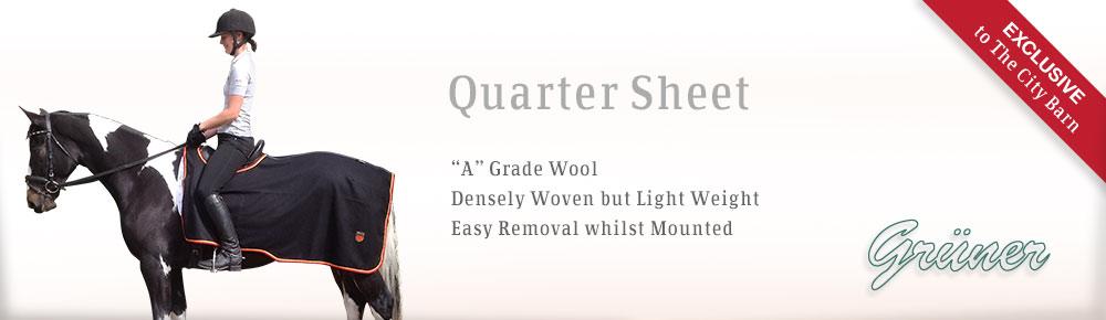 Gruner Quartersheet