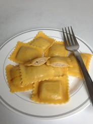 Chicken Prosciutto Ravioli