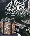 Clearance Sea Angler Gear Camo Cordura Soft Cooler *Display*
