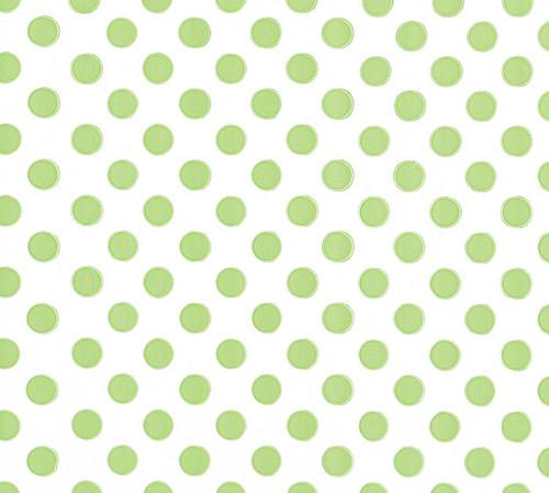 Mint Green Dots