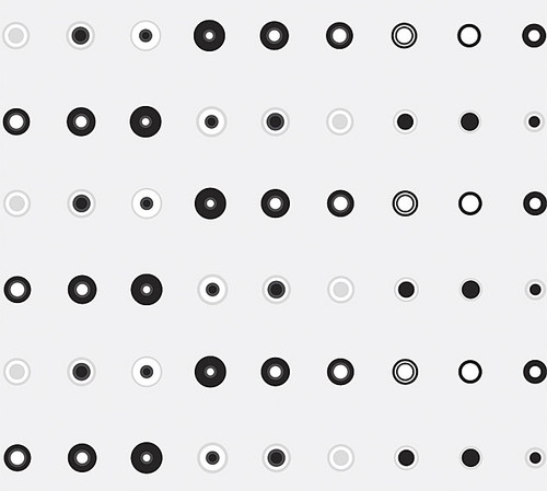 Small Black Dots