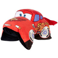 Pixar Cars 2 Lightning McQueen Pillow Pet