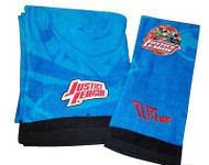 Justice League Embroidered Bath Towel