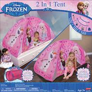 Frozen Bed Tent