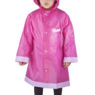 Frozen Elsa and Anna Girls Rain Raincoat- 2/3