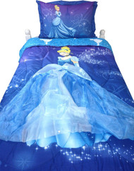 Cinderella Comforter with Wearable Princess Skirt
