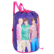 """One Direction 1D Sleeping Bag with Carry Pack - Slumber Bag 30"""" x 54"""""""