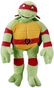 """Nickelodeon Teenage Mutant Ninja Turtles """"I Love TMNT"""" Throw Pillow, Raphael"""
