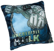 The Incredible Hulk 13-Inch Decorative Pillow