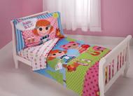 Lalaloopsy 4 Piece Toddler Set