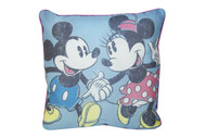 Disney Mickey and Minnie Decorative Pillow, Pack of 2