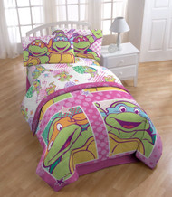 Nickelodeon Teenage Mutant Ninja Turtles Shell Tastic Sheet Set, Full