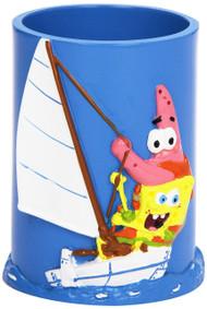 """Nickelodeon SpongeBob Square Pants """"Set Sail"""" Tumbler"""