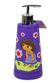 "Nickelodeon Dora The Explorer ""Picnic"" Lotion Pump"