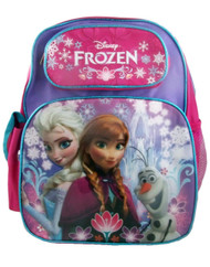 "Disney ""Frozen"" Glazed Applique Deluxe Backpack"