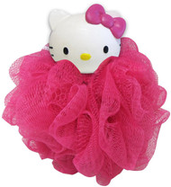 Hello Kitty Bath Pouf