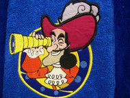 "Disney Jake ""Discovery"" Hand Towel"