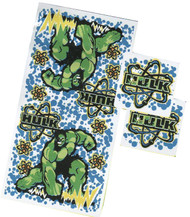 "Marvel Avenger ""Hulk"" 3Pc Bath Towel Set"
