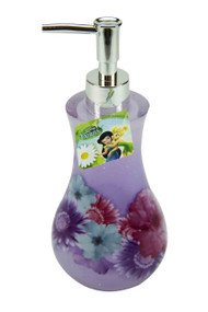 "Disney Fairies ""Rosey"" Lotion Pump"